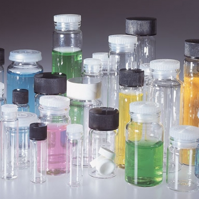 Glass Vials - Samco