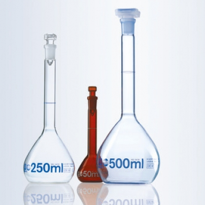Glassware, Volumetric - Brand